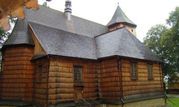 L'Église Saint-Michel de Binarowa