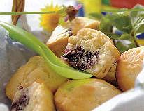 Muffins aux fruits des bois