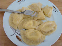 Pierogi au fromage