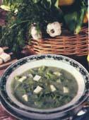 Zupa szczawiowa – Soupe à l'oseille