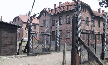 Ma visite à Auschwitz