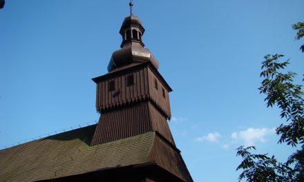 L'Église en bois à Łodygowice
