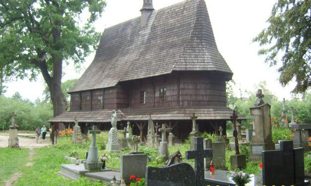 L'Église St.Léonard à Lipnica Murowana