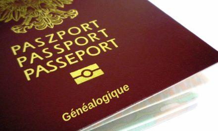 Passeport généalogique 2017