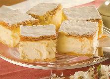 Gâteau de Wadowice