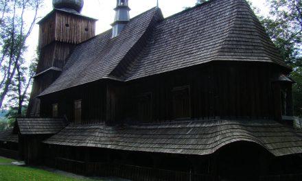 L'Église en bois à Lachowice