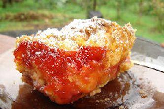 Plesniak Gâteau aux prunes