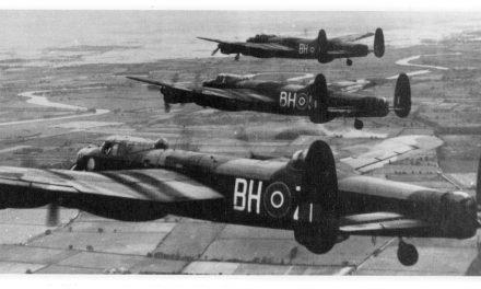 Le dernier vol du Lancaster PB823