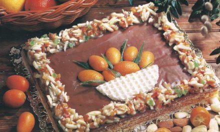 Mazurek ( Gâteau de Pâques )